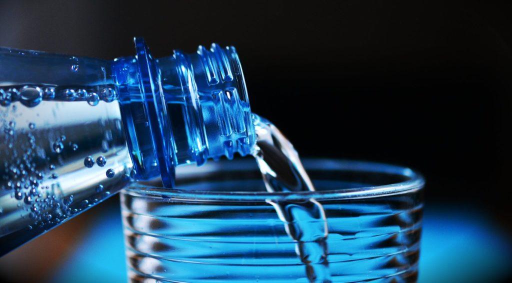 ประโยชน์ของน้ำเปล่า
