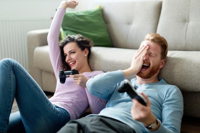 เติมความรักของชีวิตคู่ เล่นเกม