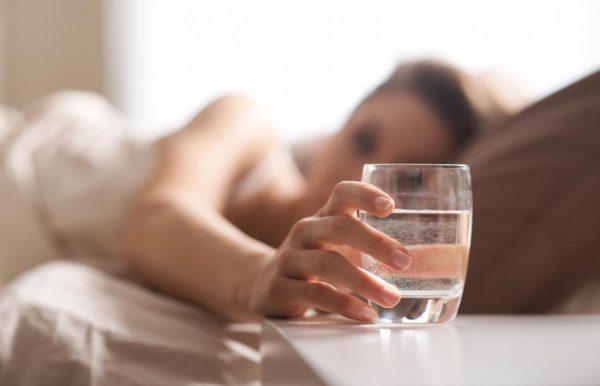 ดื่มน้ำยามเช้า