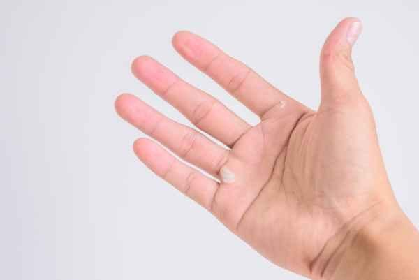 นิ้วมือ