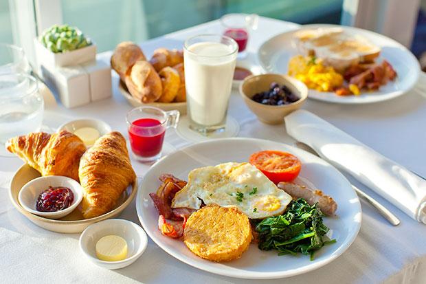 ข้าวเช้า