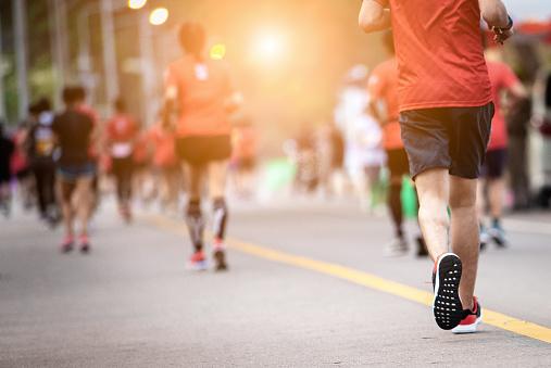 วิ่ง ออกกำลังกาย