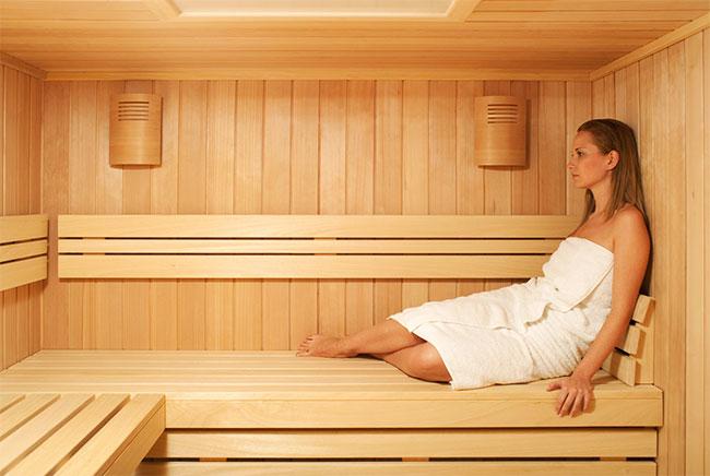 การอบซาวน่าหรืออาบน้ำร้อน ช่วยกระตุ้นระบบภูมิคุ้มกันของร่างกาย