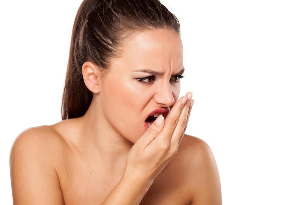 วิธีการระงับกลิ่นปาก