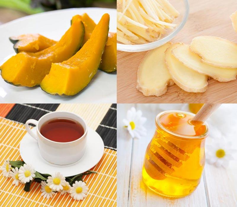 อาหารป้องกันโรคหวัด เพื่อช่วยให้ร่างกายกลับมาสมดุลตามปกติ